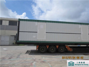 20 Ft′/40 Ft′ Flat Pack/Modified Container House with Sleigh (shs-mc-special012) pictures & photos