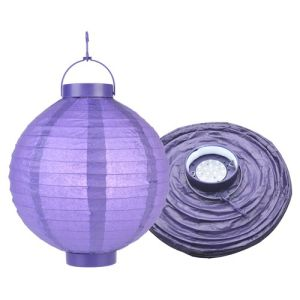 LED Light Battery Operated Paper Lanterns