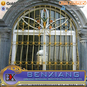 2016 New Products Wrought Iron Window Grills pictures & photos