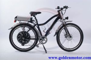 26′′ 36V 500W Power E-Bike /Hub Motor Bicycle (LEB-300) pictures & photos