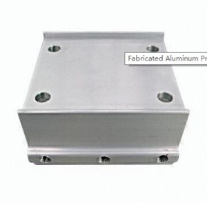 Fabricated Aluminum Mold with Tight Tolerance for Smooth Surfaces