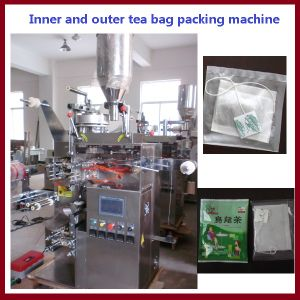 Tea Packaging Machinery, Teabag Pack Machine pictures & photos