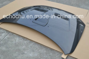 Mitsubishi Evo X Bonnet Carbon Fiber with Vents pictures & photos