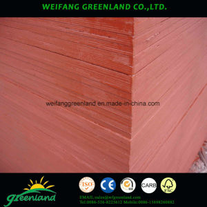 12-18mmmm Brown Film Finger Joint Core Film Faced Plywood pictures & photos