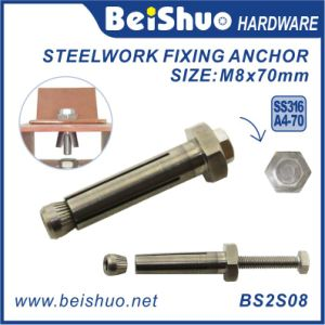 Stainless Steel A4-70 Expansion Anchor Bolt