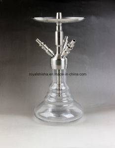 4 Hose Stainless Steel Shisha Hookah pictures & photos