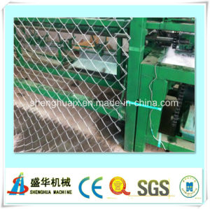Full Automatic Diamond Fence Machine (ISO9001) pictures & photos