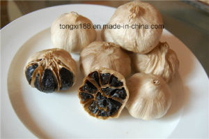Whole Black Garlic (Multi Bulb) pictures & photos