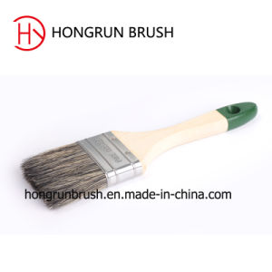 Paint Brush with Wooden Handle (HYW031) pictures & photos