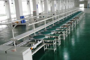 LED Street Lamp Panle Light Assembly Line pictures & photos