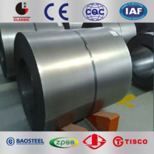 No. 4 Polish Stainless Steel Coil