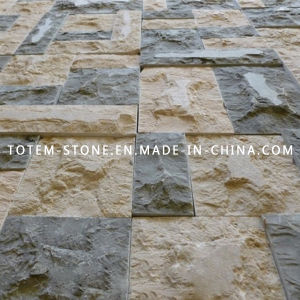 Natural Black Beige Granite Stone Limestone for Flooring Paving