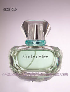 High Quality Special Design Ladies Glass Perfume Bottle pictures & photos