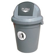 Indoor Plastic Dustbin /Garbage Bin (FS-80110) pictures & photos
