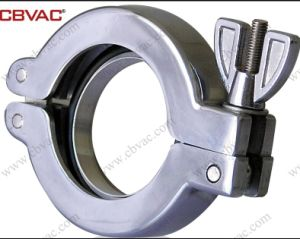Aluminium Kf Clamp for Vacuum Fittings pictures & photos