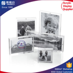 Yageli High Transparent Acrylic Photo Frame pictures & photos