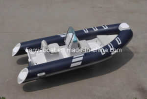 Liya 4.2m-5.2m Military Rib Boat Hypalon Inflatable Boats for Sale pictures & photos