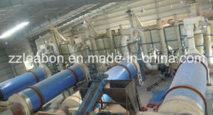 1.5 T/H Wood Powder/Sawdust Rotary Drum Dryer pictures & photos