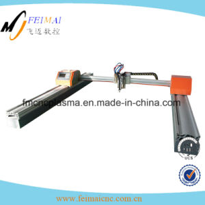 Chinese Supplier Aluminum Gantry Plasma and Flame Cutter for Metal