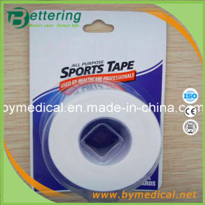 Blister Package White Cotton Sports Adhesive Tape pictures & photos