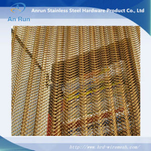 China High Quality Architectural Decorative Wire Mesh For Cabinets