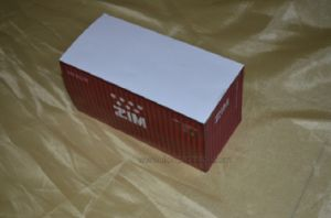 Shippling Line Container Shape Promotional Gift Memo Block pictures & photos