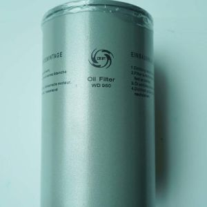 Oil Filter Air Compressor Spare Parts After Treatment 15A