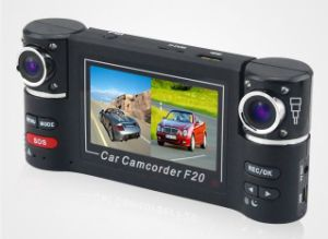 Dual Lens HD Car DVR