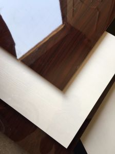 PVC Faced MDF / PVC MDF for Furniture pictures & photos