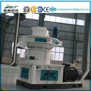 Large Scale Ring Die Vertical Dobule Sizes Grass Wood Sawdust Alfalfa Bamboo Granulate Machine Plant