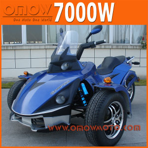 Electric Power 7kw ATV Quad Bike Tricycle pictures & photos