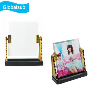 Unique Revolvable Sublimation Glass Mirrow for Personal Image Printing