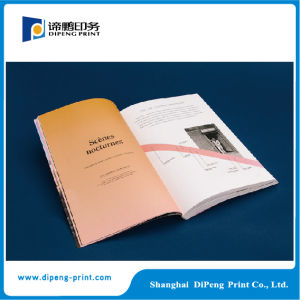 Book Catalogue Magazine Printing OEM Service pictures & photos