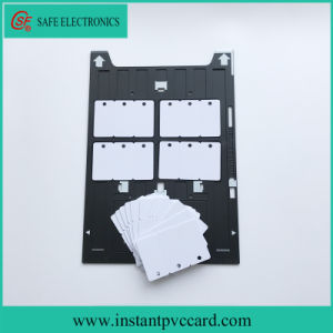 Plastic PVC Card Tray for Epson R2880 Inkjet Printer pictures & photos