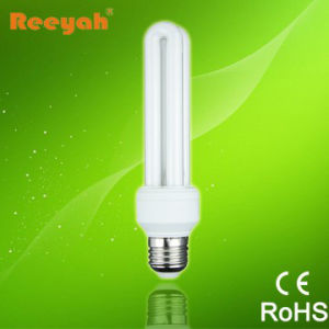 11 Watt Compact Fluorescent Light Bulbs 2u Ce RoHS pictures & photos