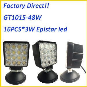 Waterproof LED Work Light for Heavy Machine/ Trucks pictures & photos