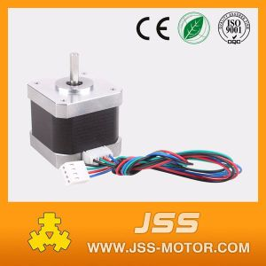 0.4n. M 0.6A, 6wires NEMA17 Stepper Motor for CNC Router pictures & photos