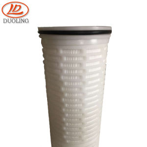 Pleated Depth Media Polypropylene Membrane Filter Cartridges pictures & photos
