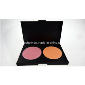 Private Label No Logo Cosmetic Blusher 2 Color Makeup Blusher H2#5