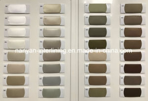 Polyester/Viscose Lining Fabric for Garment pictures & photos