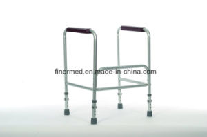 Adjustable Toilet Commode Safety Frame pictures & photos