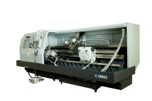Sland-Bed CNC Lathe Cbk63 pictures & photos