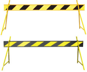 2.5meter Plastic Road Barrier (S-1642) for Australia pictures & photos