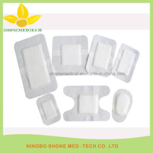 Medical Adhesive PU Transparent Wound Dressing pictures & photos