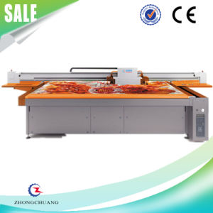 UV Flatbed Printer for Wood \ Glass \ Door Floor\ 3D