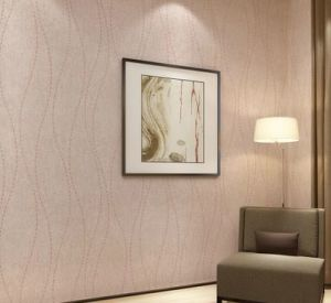Seamless Wallpaper Fabric Simple Modern Bedroom Living Dining