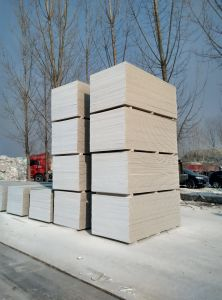 Top Building Materials /Gypsum Board /PVC Gypsum Ceiling Tiles /Plaster Board/ pictures & photos
