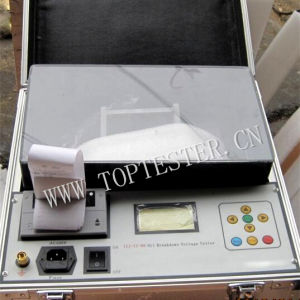 Fully Automatic 60kv Transformer Oil Dielectric Strength Tester pictures & photos