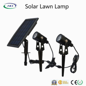 LED Solar Lawn/ Landscape Light for Garden Park House Lighting