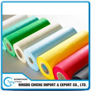 Wipes Material Fabric Printed PP Non Woven Cleaning Cloth pictures & photos